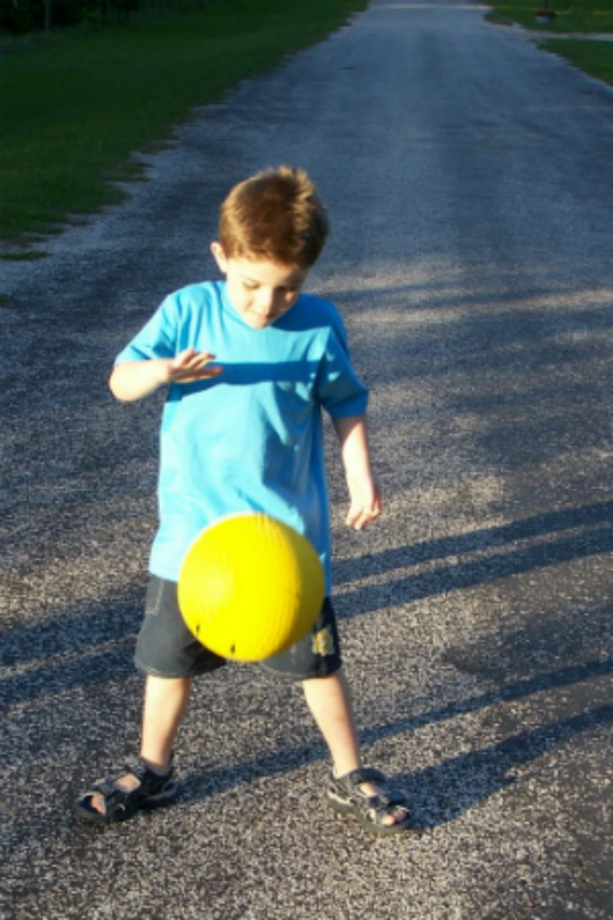 youth basketball attention
