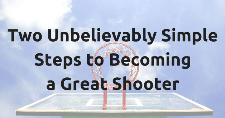 Becoming a great shooter