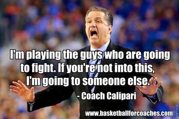 John Calipari Quotes