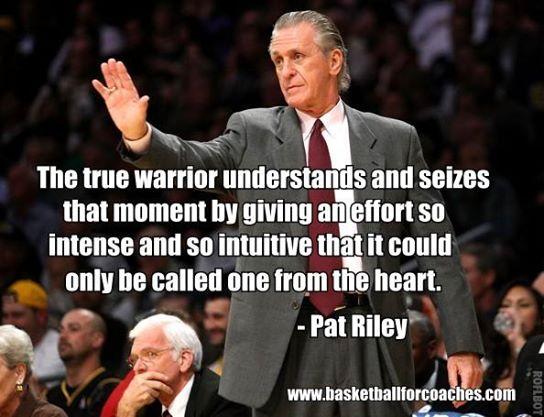 Pat Riley Quotes