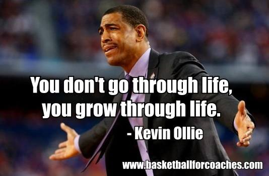 Kevin Ollie Quote