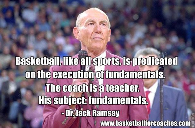 Dr. Jack Ramsay Quotes