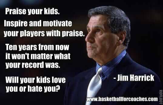 Jim Harrick Quote