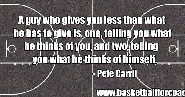Pete Carril Quotes