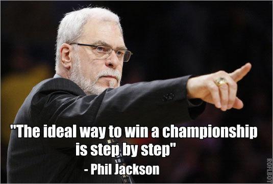 Phil Jackson Quotes