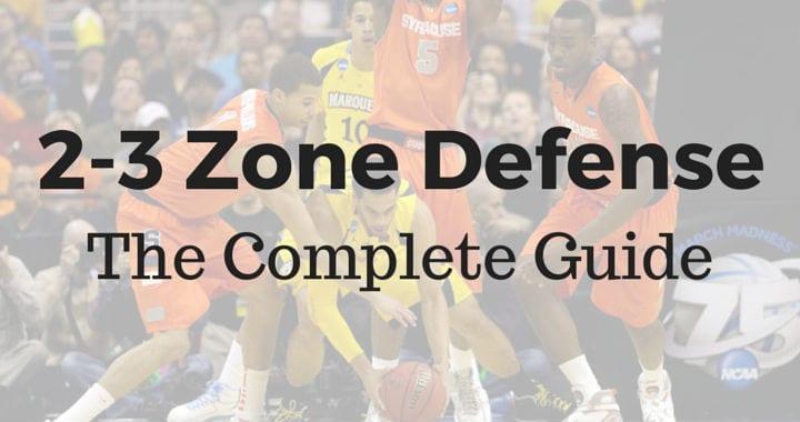 2-3 zone defense