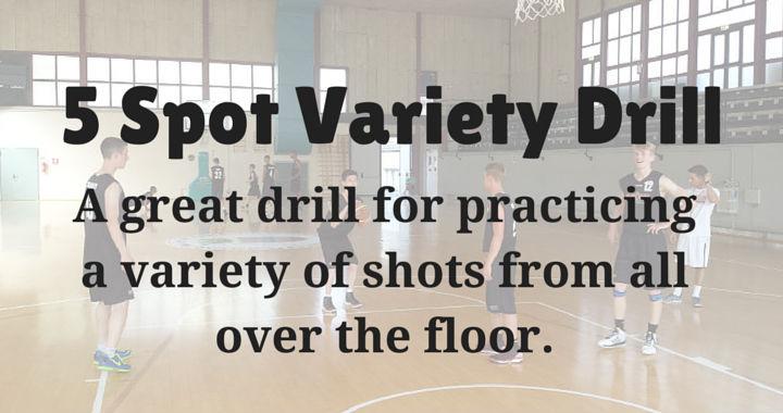 5-Spot-Variety-Drill