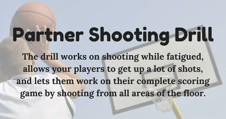 Partner Shooting Drill