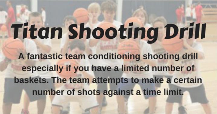 Titan Shooting Drill