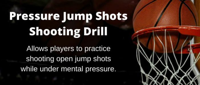 Pressure Jump Shots Shooting Drill