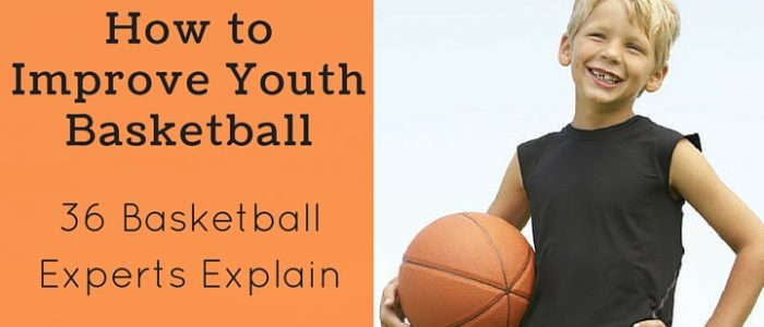How to Improve Youth Basketball