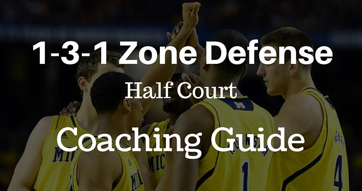 1-3-1 Zone Defense