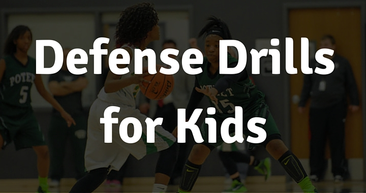 Defense Drills for Kids