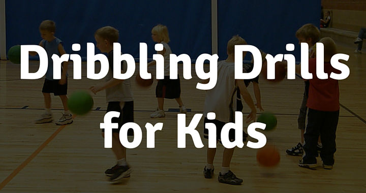 dribbling drills for kids