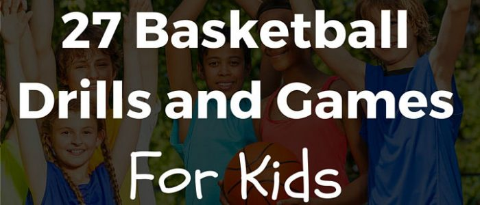 Basketball Drills and Games for Kids