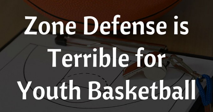 zone defense youth basketball