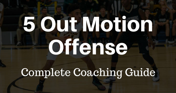 5-Out Motion Offense