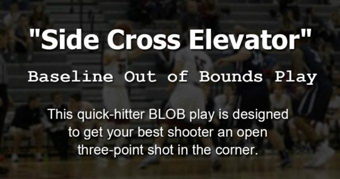 Side Cross Elevator - BLOB Play