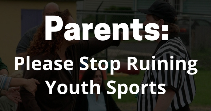 Parents Youth Sports