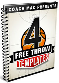 free-throw templates