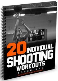 individual shooting workouts