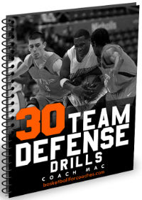 team defense drills
