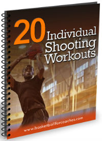 20 individual shooting workouts ecover