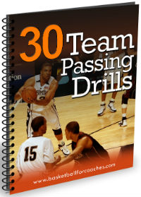 30 team passing drills ecover