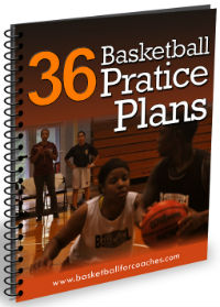 36 Basketball Practice Plans ecover