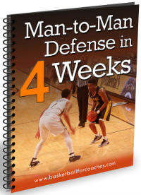 man-to-man defense