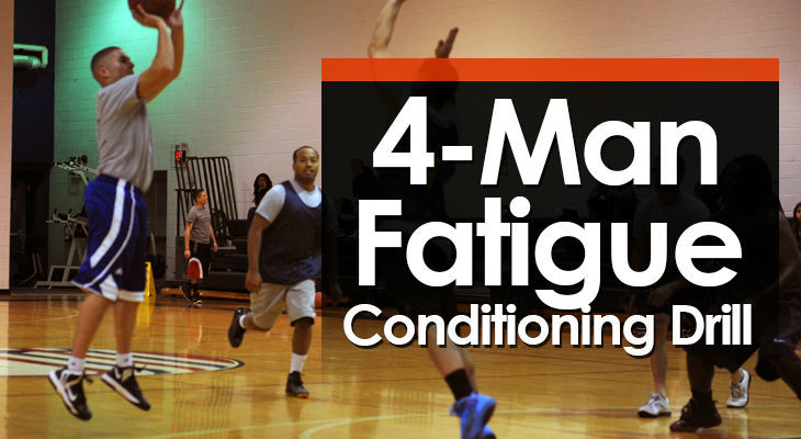 4-Man Fatigue Conditioning Drill feature image