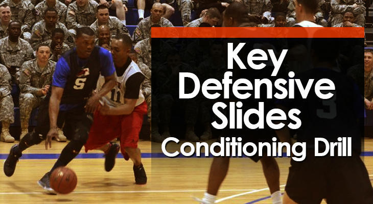 Key Defensive Slides Conditioning Drill feature image