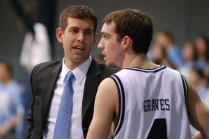 Brad Stevens being a role model