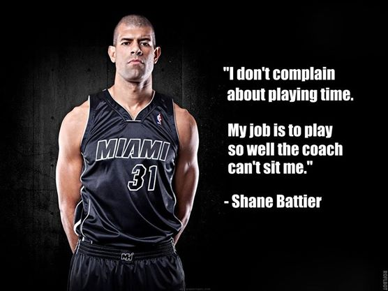Shane Battier Quote