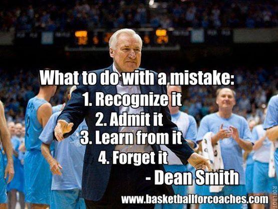 Dean Smith Quotes