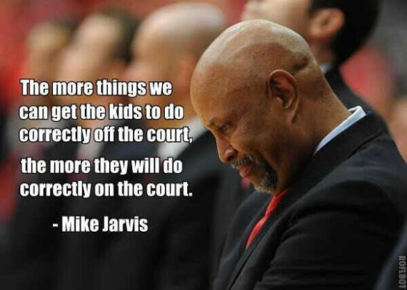 Mike Jarvis Quote