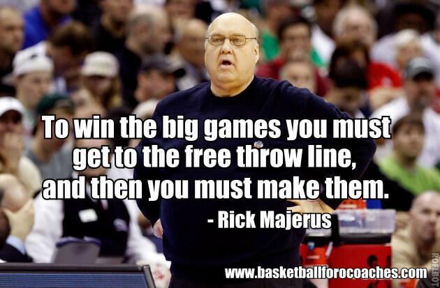 Rick Majerus Quotes