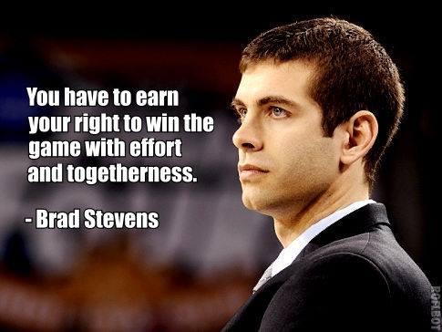 Brad Stevens Quotes