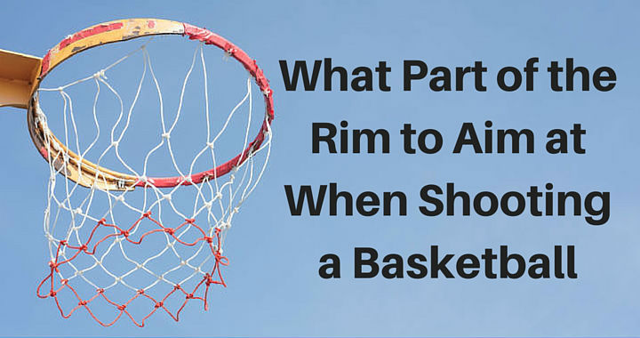 What Part of the Rim to Aim at When Shooting a Basketball
