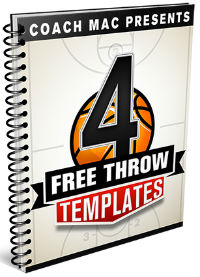 4 Free Throw Templates