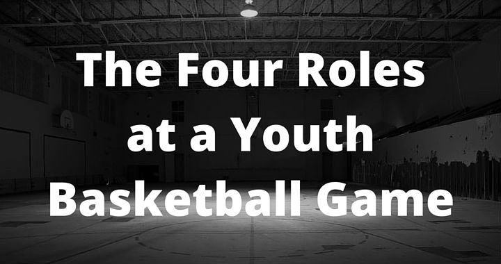 Four roles youth basketball