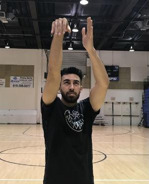 balance hand