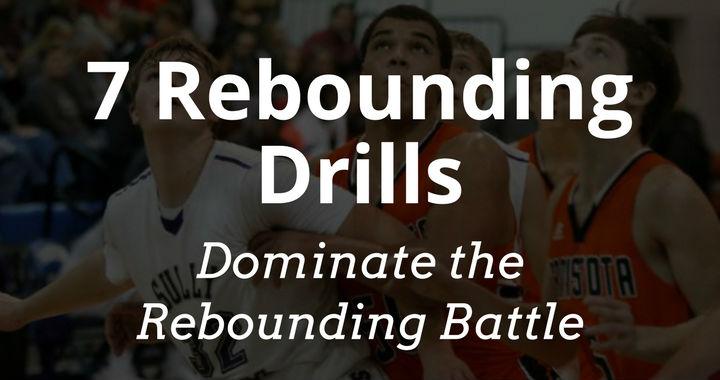 7 Rebounding Drills for Basketball (Dominate the Rebounding