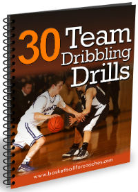 30 team dribbling drills ecover