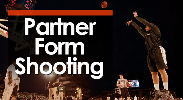 Drill #10 - Partner Form Shooting feature image