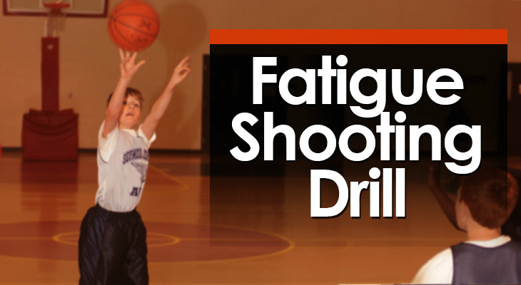 Drill #13 - Fatigue Shooting Drill feature image