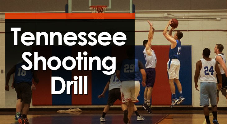 Drill #14 - Tennessee Shooting Drill feature image