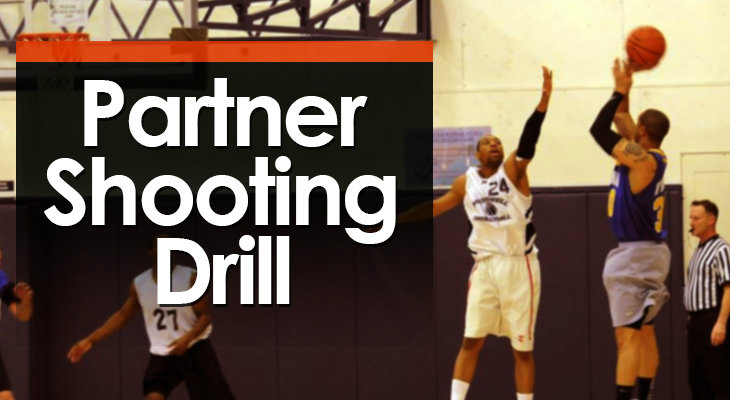 Drill #15 - Partner Shooting feature image