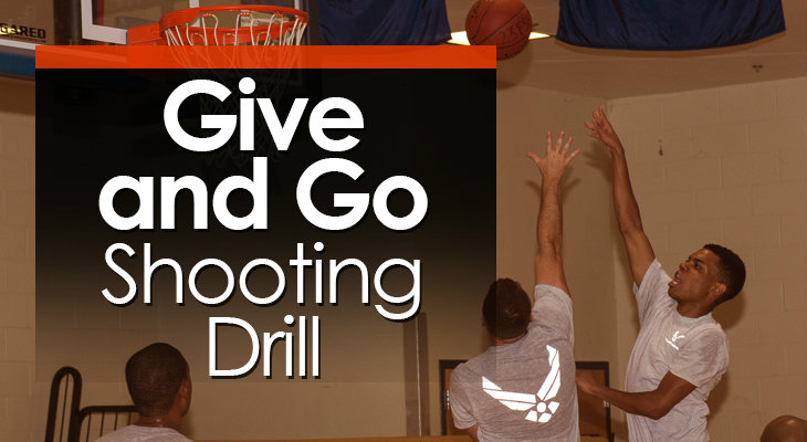 Drill #8 - Give and Go Shooting feature image
