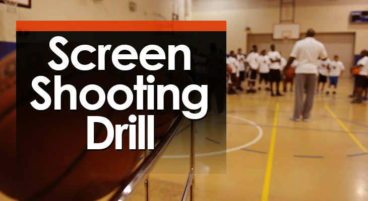 Drill #9 - Screen Shooting Drill feature image